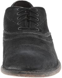 John Varvatos Sid Casual Oxford - Lyst