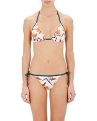 Fendi - Women's Bird Of Paradise String Bikini - Lyst