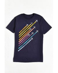 Design By Humans - Aerial Acrobat Tee - Lyst