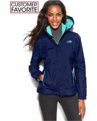 The North Face Resolve Zip-Up Waterproof - Lyst