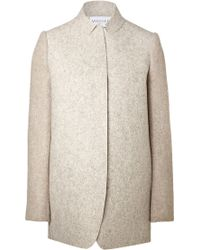 Vionnet Wool Jacket with Printed Back - Lyst