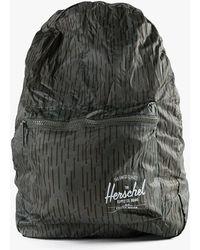 Herschel Supply Co. Packable Daypack green - Lyst