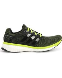 Adidas Neon Flecked Black Weave Energy Boosts - Lyst