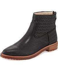 Matt Bernson - Arrow Embroidered Leather Boot - Lyst