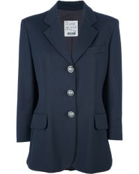Moschino - Jacket And Skirt Suit Set - Lyst
