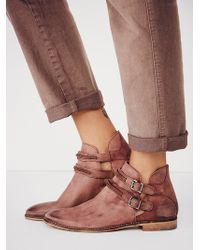 Free People Braeburn Ankle Boot - Lyst