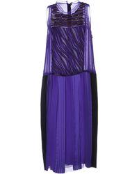 Bottega Veneta Knee-Length Dress - Lyst