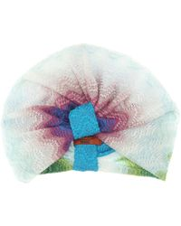 Missoni Mare Crochet-Knit Turban - Lyst