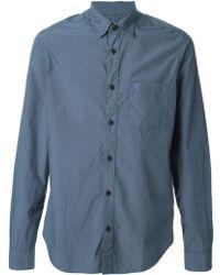 Burberry Brit Classic Button Down Shirt - Lyst