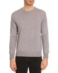 Menlook Label Tim Grey Sweater - Lyst