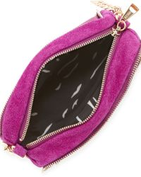 Kelsi Dagger Brooklyn - Dunham Ziptrim Crossbody Bag - Lyst