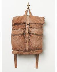 Giorgio Brato - Arlo Leather Backpack - Lyst