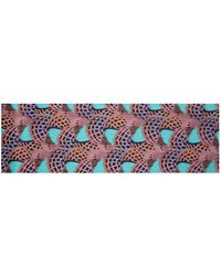 Matthew Williamson Wing Print Scarf - Lyst