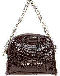 Elisabetta Franchi - Handbag - Lyst