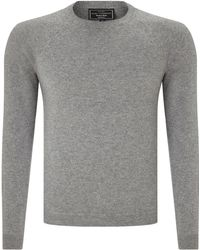 John Lewis - Made In Italy Cashmere Sweatshirt - Lyst