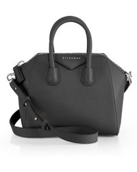 Givenchy Antigona Mini Tophandle Satchel - Lyst