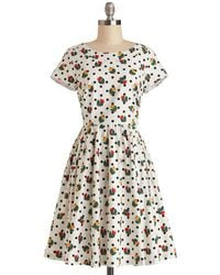 ModCloth Twosteppinâ Out Dress - Lyst