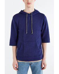ecde71024425cd Koto - Raw 3 4-Sleeve Hooded Sweater - Lyst