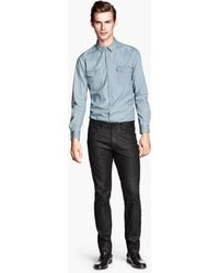 H&M Trousers - Lyst