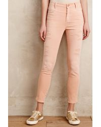 Closed Skinny Pusher Jeans - Lyst