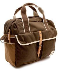 Eastpak Crowbar Brown Weekend Bag - Lyst