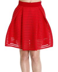 Pinko Skirt Woman - Lyst