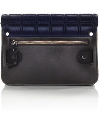 Proenza Schouler | Ps11 Mini Classic In Plaid Pony | Lyst