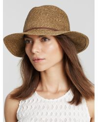August Accessories - Mellow Floppy Fedora - Lyst