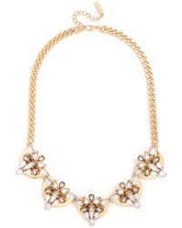 Baublebar Crystal Mesopotamia Collar - Lyst
