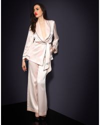 Agent Provocateur Classic Pyjama Trouser - Lyst