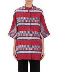 Giorgio Armani - Women's Textured Caban Coat - Lyst