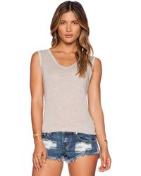 Ever Lola Low Back Tank - Lyst