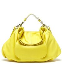 hayden-harnett - 'havana 2.0' Leather Hobo - Lyst