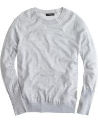 J.Crew Relaxed Merino Wool Sweater - Lyst