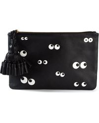 Anya Hindmarch Nocturnal Clutch Bag - Lyst