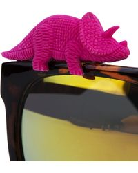 Rad & Refined - Rad Pink Rhino Mirrored Sunglasses - Lyst