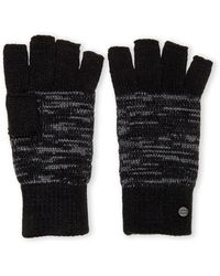 Levi's Space Dye Knit Fingerless Gloves - Lyst
