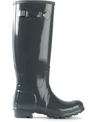Hunter Tall 'Original Wellington' Boots - Lyst