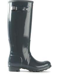 Hunter Tall Original Wellington Boots - Lyst