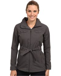 The North Face Gray K Jacket - Lyst