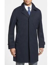 Michael Kors All-Weather Raincoat - Lyst