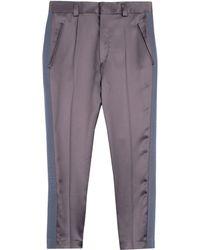 Haider Ackermann Dress Pants gray - Lyst