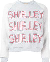Peter Jensen - 'shirley' Sweatshirt - Lyst