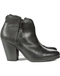 Rag & Bone B Margot Bootie - Lyst