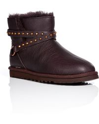 Ugg Leather Emersen Boots - Lyst