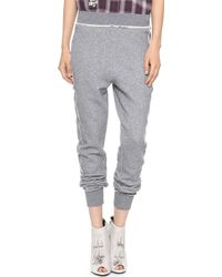 By Malene Birger - Bagilla Terry Trousers - Lyst