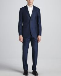 Paul Smith Tonal Striped Twopiece Suit - Lyst