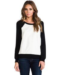 Townsen - Evergreen Sweater in Cream - Lyst