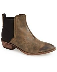 Free People 'Dark Horse' Pointy Toe Bootie - Lyst