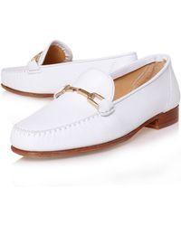 Carvela Kurt Geiger Mariner Loafer Shoes - Lyst